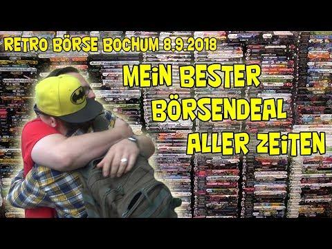 RPS Ep - 142 - Mein Bester Börsendeal aller Zeiten - Retro Börse Bochum 8.9.2018