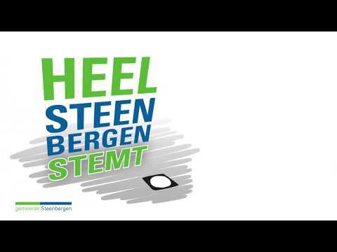 Verkiezingslied Heel Steenbergen Stemt