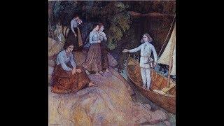 Introduction To Major Characters Of The Kalevala Such As Väinämöinen Joukahainen And Lemminkäinen