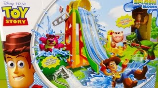 Toy Story Changes Colour Slide n Surprise Playground Color Splash Buddies