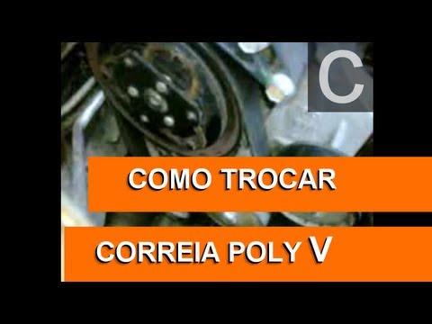 Dr CARRO Dica troca correia tensionador alternador dh ar cond DR1031