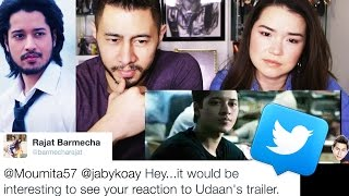 UDAAN trailer reaction REQUEST BY RAJAT BARMECHA