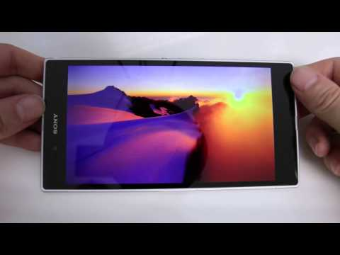 Sony Xperia Z Ultra Full Review