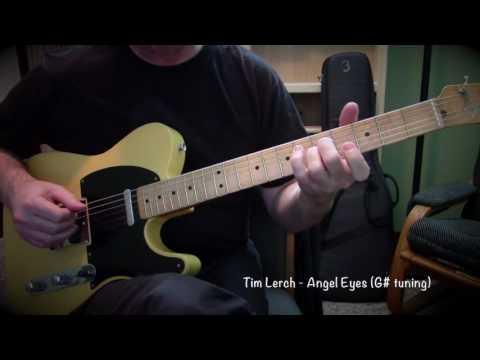 Ted Greene - Angel Eyes
