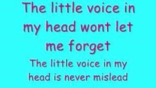 Watch Hilary Duff Little Voice video