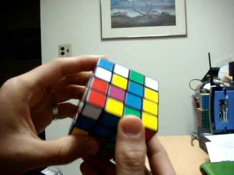 Watch How to Solve a 4x4x4 Rubiks Cub