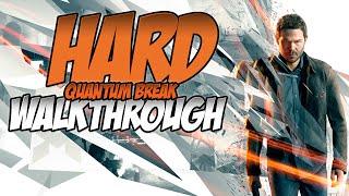 Quantum Break Hard Walkthrough   Act 5/ Part 1/ Monarch HQ