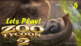 Lets Play: Zoo Tycoon 2! #5 [CLOSED]
