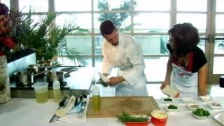 The Chef's Kitchen - Roast Guinea Fowl