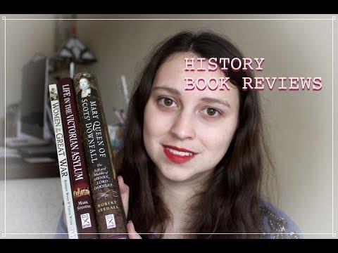 History Book Reviews #7