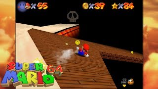 Wet-Dry World and Tall, Tall Mountain - Super Mario 64 (Part 18)