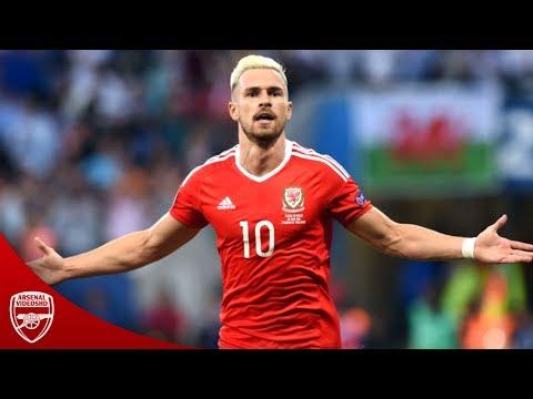 Aaron Ramsey - EURO 2016 Review