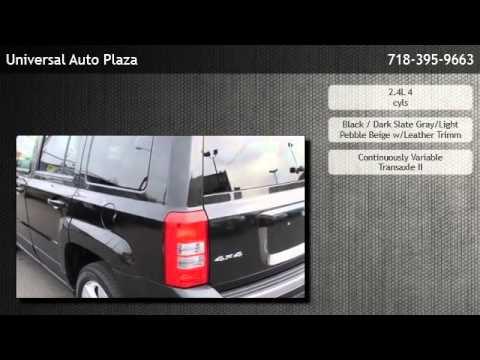 2011 Jeep Patriot Latitude X w/Nav & Sunroof  - Queens