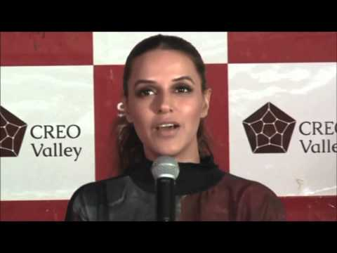 Neha Dhupia launched CREO Valley School of Film and Television in Bangalore