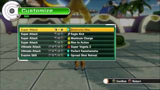 Dragon Ball XenoVerse Playthrough Master Gohan And Videl Full Training