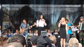 "Conchita Empfang in Bad Mitterndorf 7.9.2014 ""California Dreamin""  #ConchitaBM 2 """