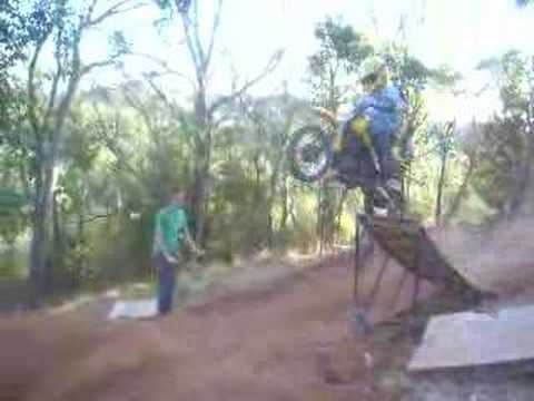 Dirt Bike Ramps Dirt Bike Ramp Crash