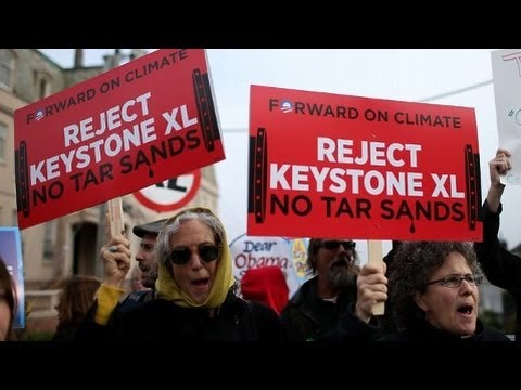 Obama & Keystone XL: A Politically Inconvenient Truth