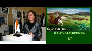 LA JANDA DIGITAL ENTREVISTA A  VIRGINIA SANCHEZ