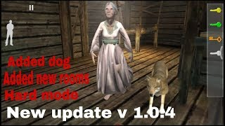 GRANNY KISS New update v 1.0.4 full gameplay