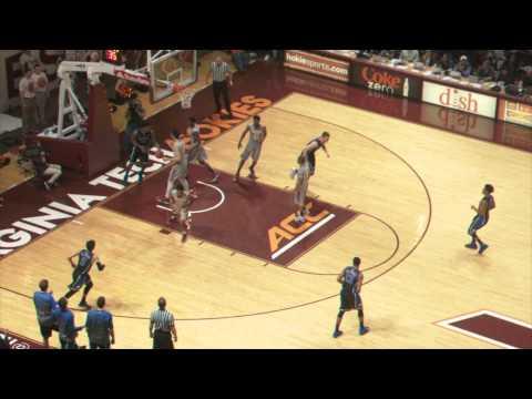 Duke vs. Virginia Tech: Stealth Cam Highlights