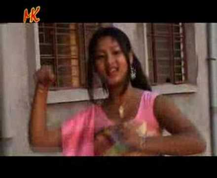 Ang Dini...(monalisa)bodo Music Video video