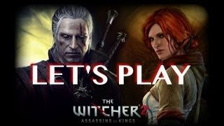 "LET'S PLAY: THE WITCHER 2 ""Oh they're like the Jews, oooh racist.. dayum!!"""