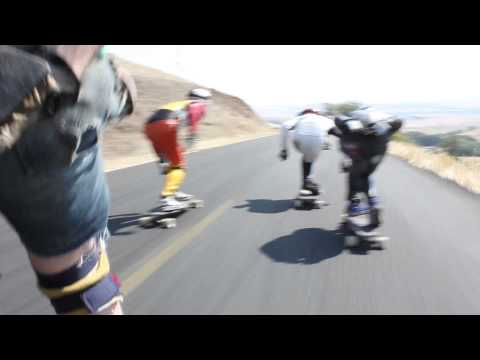 A very Texas Maryhill freeride of fall 2012