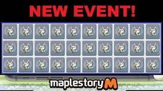 **NEW Event!!** Information, Strategy & Tips (Moon Bunny's Mystery Event) Maplestory M