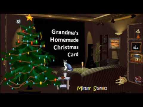 Merle Haggard - Grandma's Homemade Christmas Card