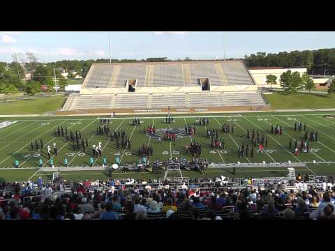 Dickinson High School Band 2012