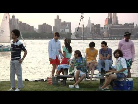 "Original Penguin:  Behind the Scenes Spring/Summer 2010 featuring ""When My Time Comes"" by Dawes"