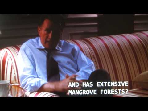 Pres. Bartlet on  Parks...