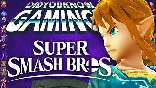 Super Smash Bros Secrets - Did You Know Gaming? Feat. Dazz