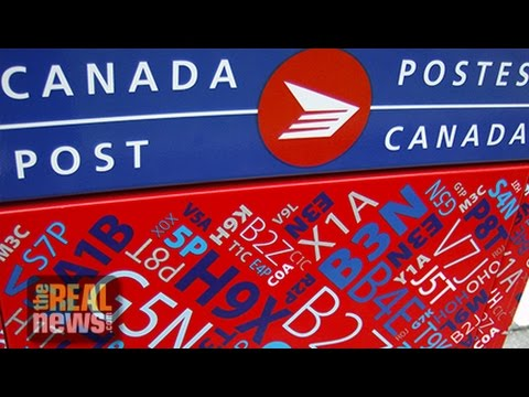 A Campaign to Demand Canada Post Deliver A New Green Economy