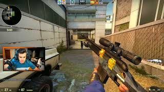 """EL GUIRI FLAMER!!""Counter-Strike: Global Offensive #213 -sTaXx"