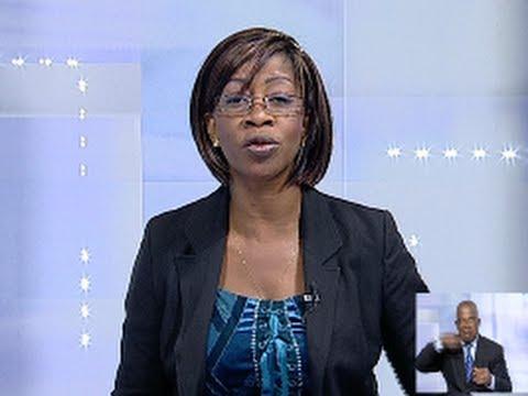 L'actualité sportive de la semaine de RTI 1 avec Anne Marie N'Guessan