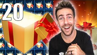 "OPENING 20 ""NEW"" ROCKET LEAGUE GOLDEN GIFTS"