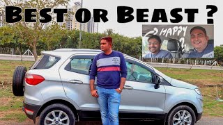 Ford Ecosport Diesel - Owner Perspective | He Rejected Suzuki Brezza
