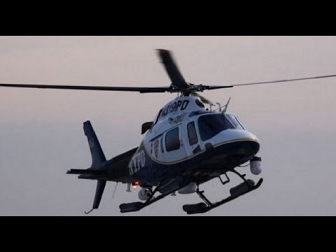 NYPD Uses Helicopter & K-9 Unit For Teen Who Stole $2.75