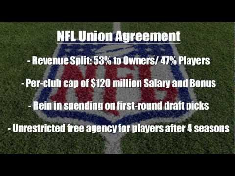 NFL Lockout Over