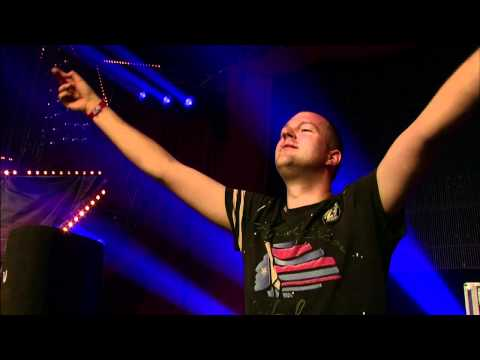 Scantraxx SWAT tour - Intents Festival | Brennan Heart (Live)