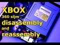 How To Take Xbox 360 Slim Apart And Put Back Together mp3