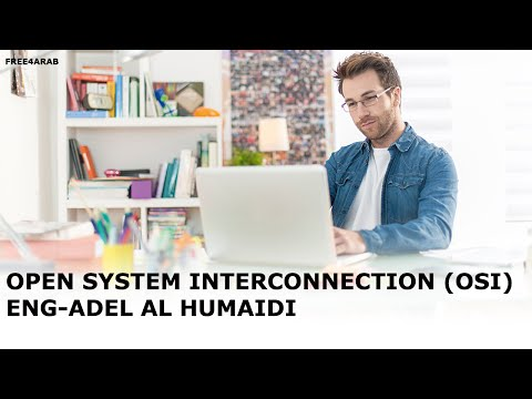 03-Open System Interconnection (OSI) (Layer 3 - 2 - 1) By Eng-Adel Al humaidi - Arabic