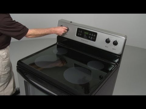 How an electric range works