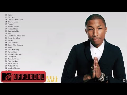 Best Songs Of Pharrell Williams 2015