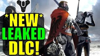 Destiny: NEW LEAKED DLC! (Comet: Plague of Darkness, Vex Void, Forge of Gods)