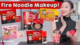 Fire Noodle Makeup! - Tried and Tested: EP144
