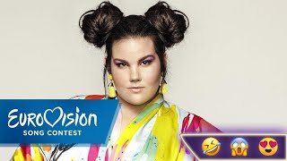 """Netta - """"Toy"""" - Israel   Reaction Video   Eurovision Song Contest"""