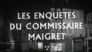 Maigret voit rouge (1963) - Official Trailer